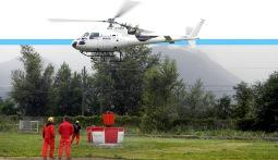 1 Tag als Assistent bei Hubschrauber-Einsätzen
