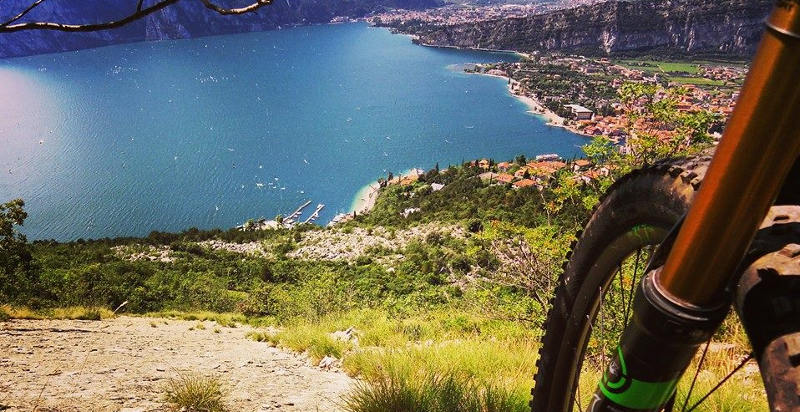 gardasee mountainbike tour