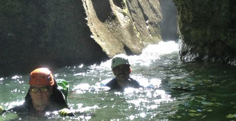 canyoning lunz am see attersee