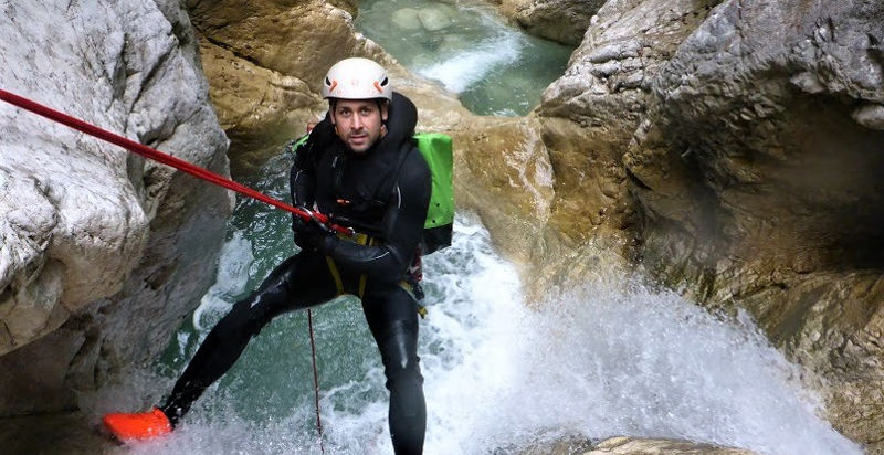 canyoning lunz am see