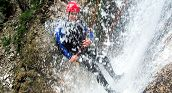 canyoning lofer motion