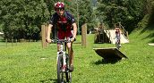 Mountainbike Technik Kurs
