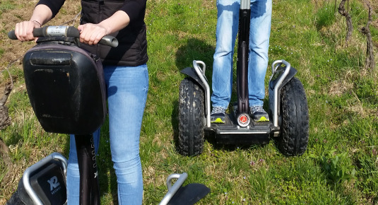 Segway Tour Schladming Groebming