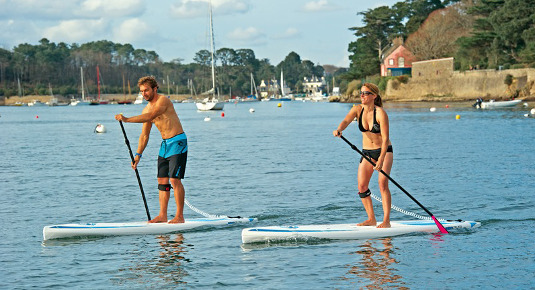 stand up paddle abenteuerwochenende hermagor