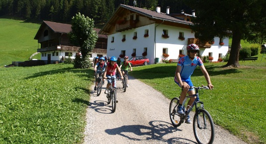 Mountainbike Kurs in Südtirol