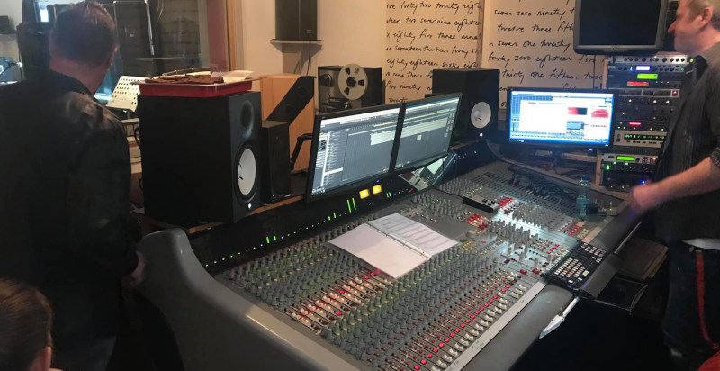 Cd Aufnahme Im Tonstudio In Wien Erlebnisse 24